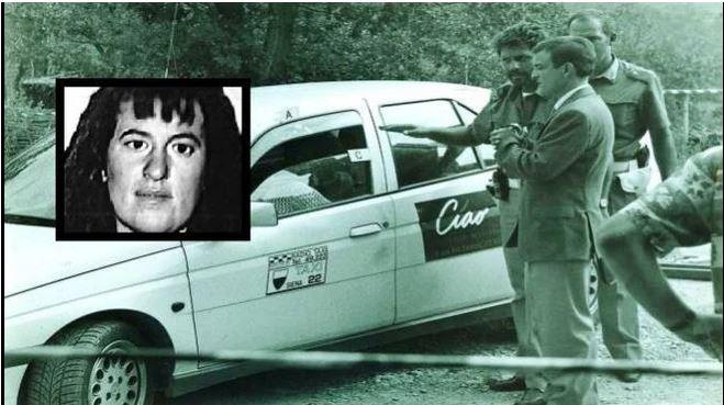 scena crimine taxi siena 22