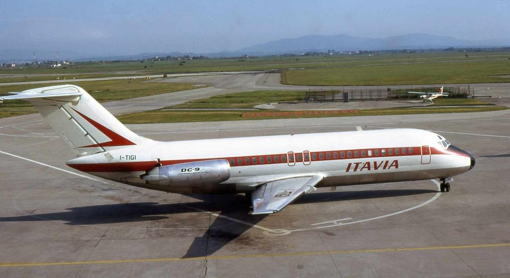 Itavia DC 9 Ustica